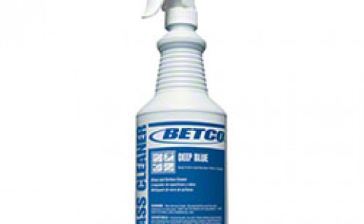 Betco® Deep Blue Glass & Surface Cleaner – Qt.