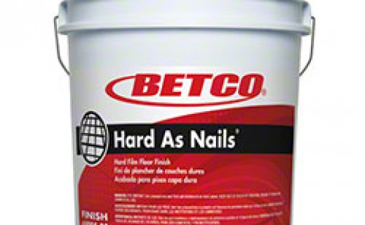 Betco® Hard As Nails™ Hard Film Floor Finish – 5 Gal.